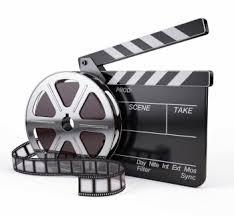 videofilmandclapboard